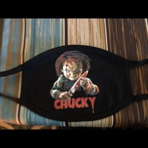 8 Halloweenmasks Jason chucky Frankenstein Elvira